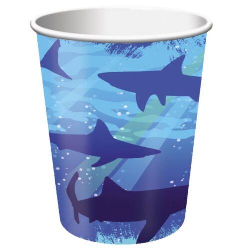 Shark splash fête d/'anniversaire gamme-mer ocean vaisselle ballons /& décorations