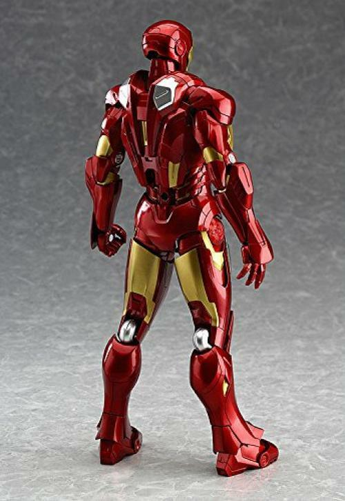 NEW figma EX-018 The The The Avengers Iron Man Mark VII  Full Spec ver. GoodSmileCompany 4e20ca