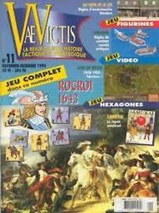 Vae-Victis-Ausgabe-11-Rocroi-1643-Spiel-Von-Strategy-Kriegsspiele-Magazin