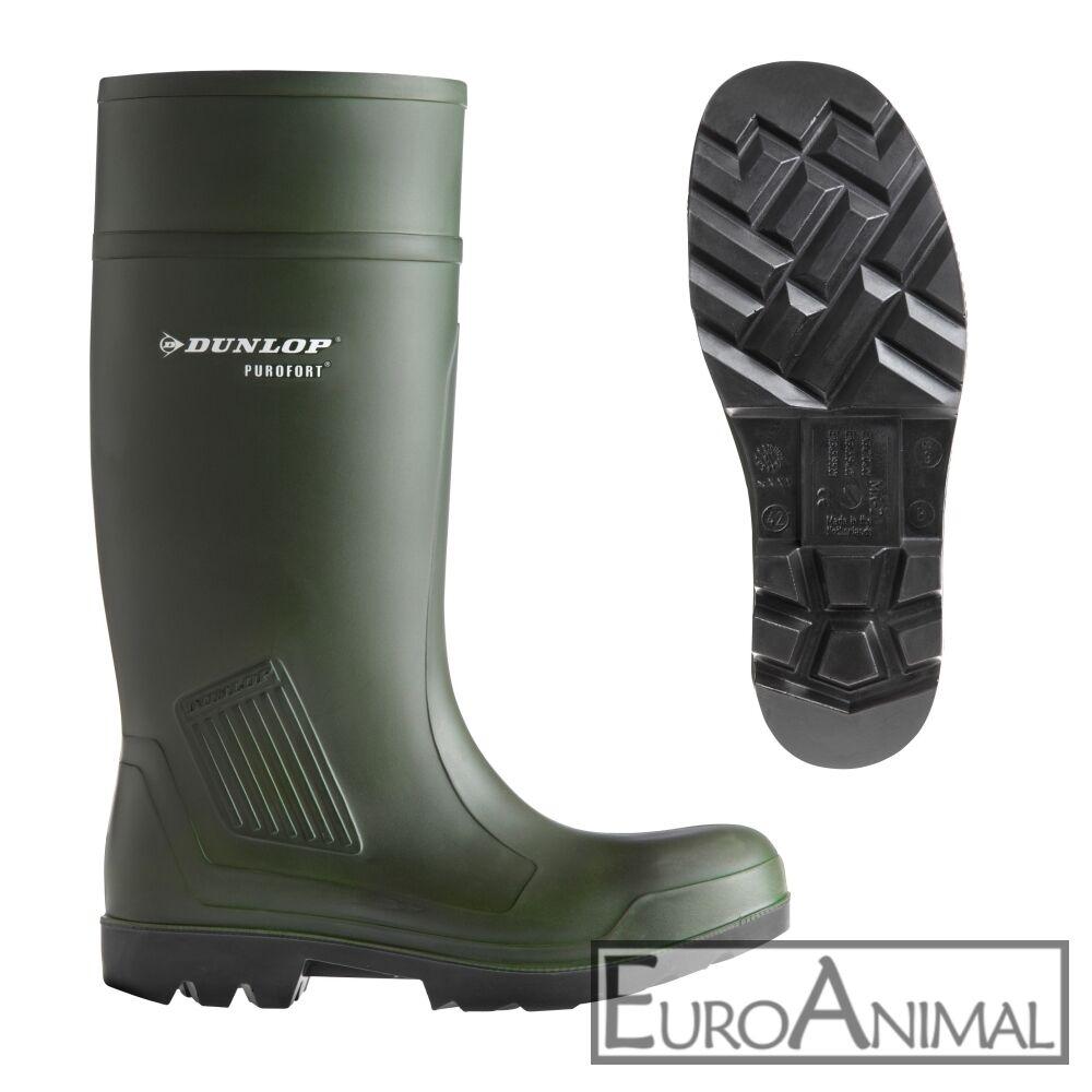 Gummistiefel Dunlop Purofort S5 Arbeits-Stiefel Sicherheitsstiefel Stallstiefel