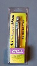 Spectroline Gs 1cs Glo Stick Capsule Mineral Oil Dye For Freon Leak Detection