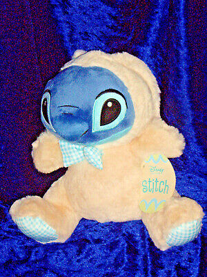 Disney Store 2019 Stitch Easter Medium Plush bunny doll New with Tags IN-HAND!