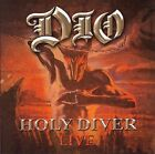 Holy Diver Live by Dio (Heavy Metal) (CD, Apr-2006, 2 Discs, Eagle Records (USA))
