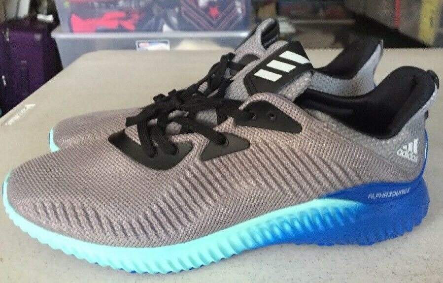 819dcd6e9 Adidas Alphabounce Men s Running shoes US 11.5 BB9035 ofnzfj8309-Men ...
