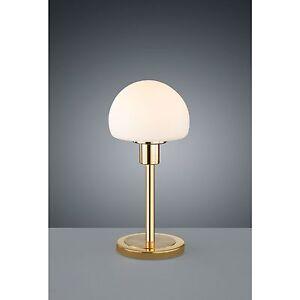 Bauhaus Design Led Tischlampe Leuchte 4 5 Watt Osram Led Ebay
