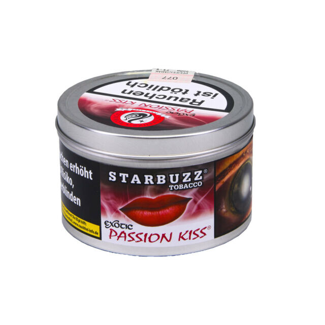 Starbuzz Passion Kiss 200g Dose
