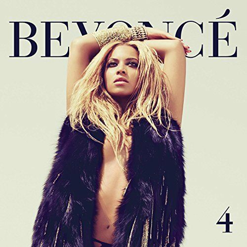 1 of 1 - Beyonce - 4 - Beyonce CD 1WVG The Cheap Fast Free Post