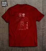 Ty Segall Fuzz Goner Hozac Antique Cherry Red & White Limited T-shirt