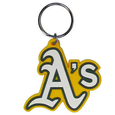 Oakland A/'s Impact Keychain
