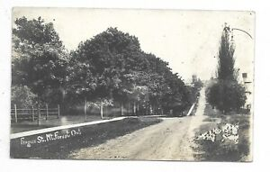 Wellington-County-MT-FOREST-ONTARIO-Fergus-Street-Circa-1906