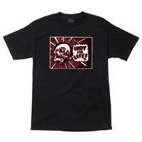 Independent Trucks For Life Print Skateboard T Shirt Black Xl on sale
