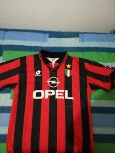 Maglia-Ac-Milan-1996-97-Taglia-M-Buone-condizioni