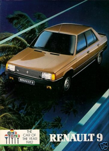 Renault 9 1982 83 Uk Market Sales Brochure C Tc Tl Gtl Tle Automatic