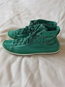ed1228bad9da RRP €160 DIESEL EXPOSURE I High Top Lace Up Sneakers Size 12.5   eBay