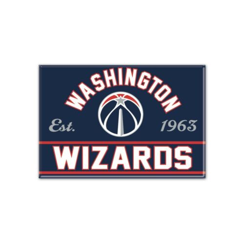 WinCraft NBA WASHINGTON WIZARDS Metall Magnet NEU//OVP