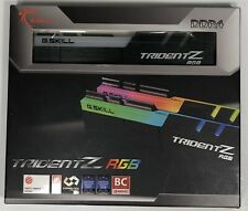 PC4 256 288-Pin DDR4 SDRAM DDR4 3200 2 x 8GB G.SKILL TridentZ RGB Series 16GB
