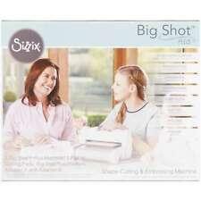 Sizzix 662500 Big Shot Foldaway Machine for sale online | eBay