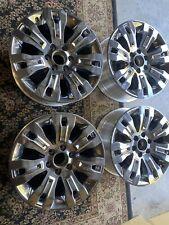 205 2020 20 Nissan Titan Armada Xd Dark Chrome Factory Oem Wheels Rims