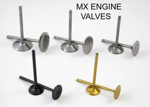 Bj Ventil Auslass KTM EXC SX 520+525 2000-2007  Stahl Auslassventil