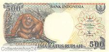 Indonesia 500 Rupiah 1992/1998 Unc Pn 128g