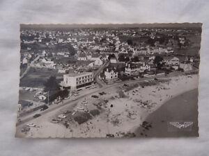 Ancienne Carte Postale Vue Du Ciel De Quiberon Plage Du Porigo Port Haliguen Hzfbx3ns-10041435-764645289