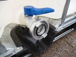 adapter f r ibc tank zu feuerwehrschlauch c s60 grobgewinde dn 50 lm neuheit neu ebay. Black Bedroom Furniture Sets. Home Design Ideas