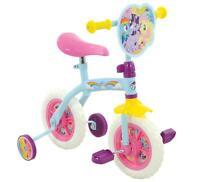 My Little Pony Girls 2 In 1 Training Balance Converitble Pedal 10 Bike M14434