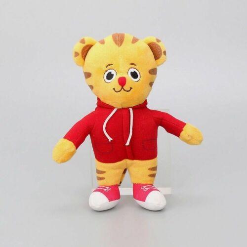Daniel Tiger/'s Neighborhood Friends Plush Daniel Tiger Stuffed Animal 20cm