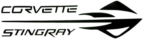 CORVETTE STINGRAY VINYL Decals Sticker  BUY 2 GET 1 FREE automatically