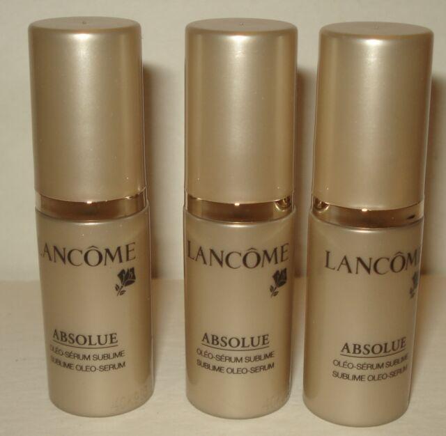 Lancome Cream Amp Serum Collection On Ebay