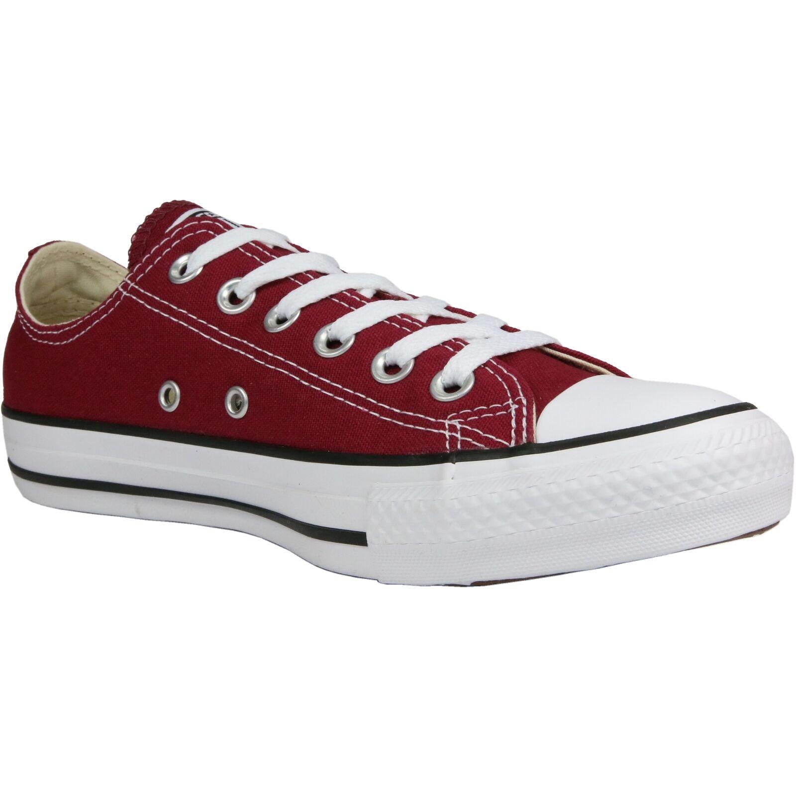 Converse Chucks All Star OX Canvas Canvas Canvas Schuhe Turnschuhe diverse Farben   a1d4e9