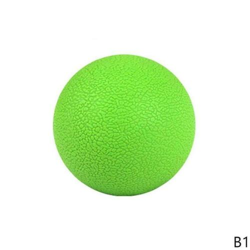 Upper Back Fi R6D0 Double Lacrosse-Ball Peanut Massage Ball For Thoracic Spine