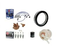 Complete Tune Up Kit Cap Rotor Filters Wire Plugs Toyota Pickup 89-92 L4 2.4 on sale