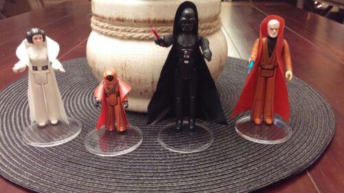 Vintage Star Wars Repro Capes for Ben, Leia, Vader or Jawa Vinyl Capes X4 U Pick