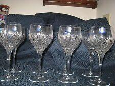 8 Royal Doulton STRATFORD Wine Goblets