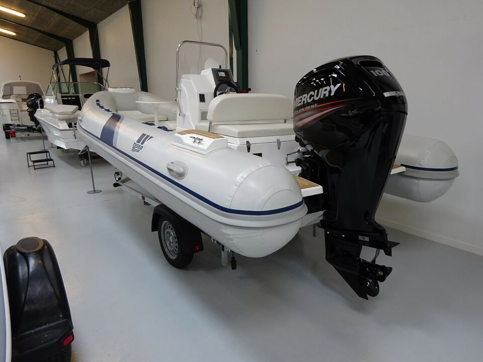 Tiger Marine Sport Line 520, RIB, årg. 2019