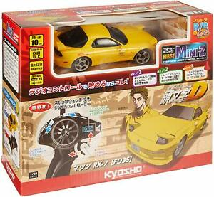 Mini-Z-Kyosho-First-D-Mazda-RX-7-FD3S-66603-Initial-Japon
