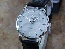 Seiko Marvel 1960s Manual Made in Japan 34mm Vintage Stainless St Mens Watch Y38