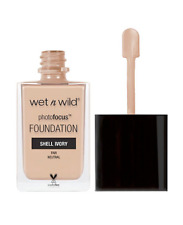Wet n Wild Photo Focus Foundation -  Shell Ivory 361C