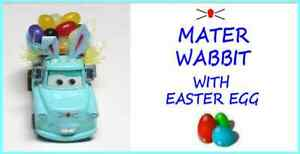 DISNEY-PIXAR-CARS-3-CUSTOM-EASTER-MATER-WABBIT-LIMITED-EDITION-NEW