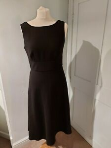 Black Dress Austin Reed Uk 10 Work Smart Ebay