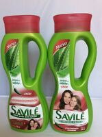 Shampoo & Conditioner Savile Sabila & Chile Healthy Hair Growth/ Crecimiento