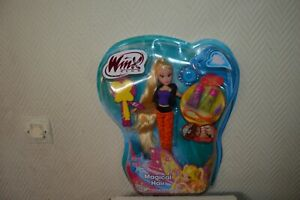POUPEE-WINX-CLUB-STELLA-COLLECTION-MAGICAL-HAIR-MUNECA-DOLL-PUPPE-NEUF-2012