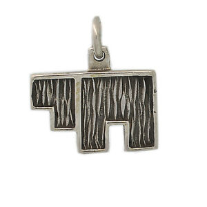 Jewish-CHai-Pendant-Designer-Made-In-Isarel-Sterling-Silver-Judiaca-Gift-Jewelry