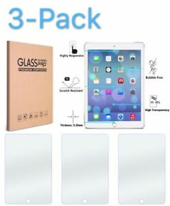 3-Pack-TEMPERED-GLASS-Screen-Protector-for-iPad-9-7-Pro-5th-6th-Air-Air-2nd-Gen