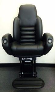 Besenzoni-P216-President-Pilot-Chair-Black