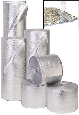 Building Materials & Supplies Other Building Materials Official Website 1000 Piedi Quadrati Riflettente Schiuma Nucleo 0.6cm Isolamento Vapore Barriera Buy Now