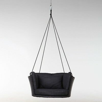 Excalibur 'Libra' Wicker Outdoor Hanging Chair