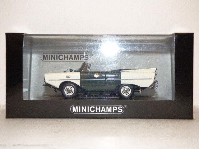 scelte con prezzo basso Minichamps Amphiauto Polizei Amburgo REF REF REF 400 097090  a buon mercato