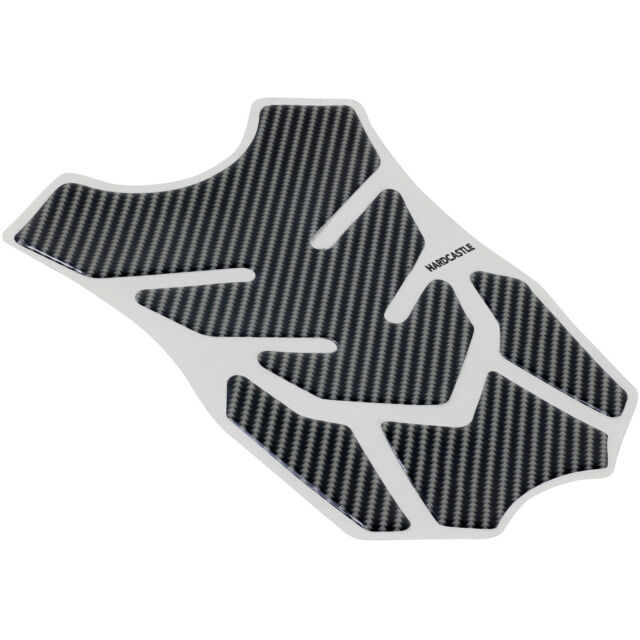 Hardcastle Carbon Fibre Effect Spine Style Tank Pad Protector